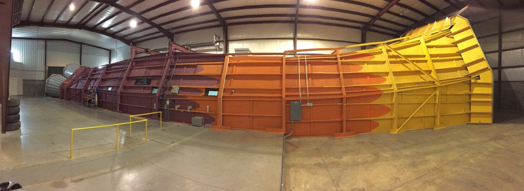 A2 Wind Tunnel