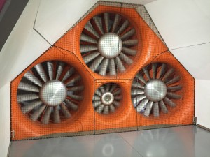Wind Tunnel Fans